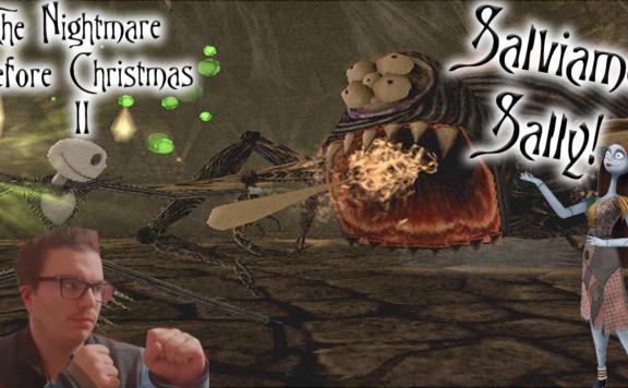 Nightmare before christmas 2