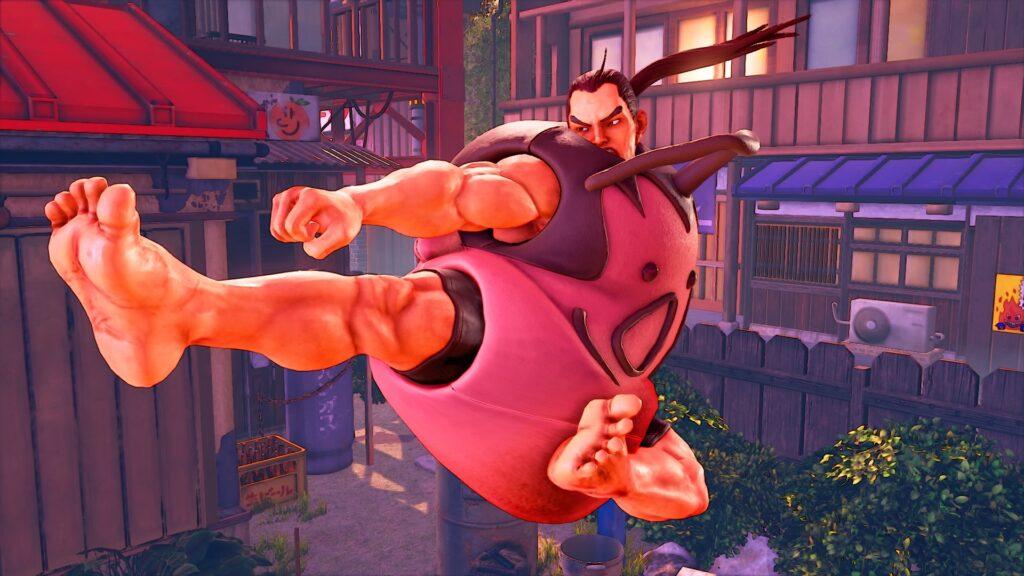 Street Fighter V Costumi