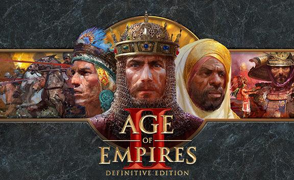 age of empires 2 definitive edition logo