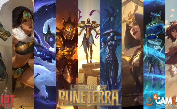 Legends of Runeterra Ascesi Copertina
