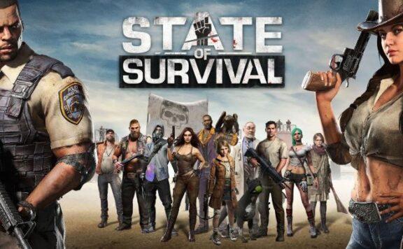 Walking Dead State of Survival