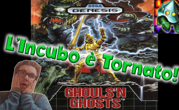 ghouls and ghosts