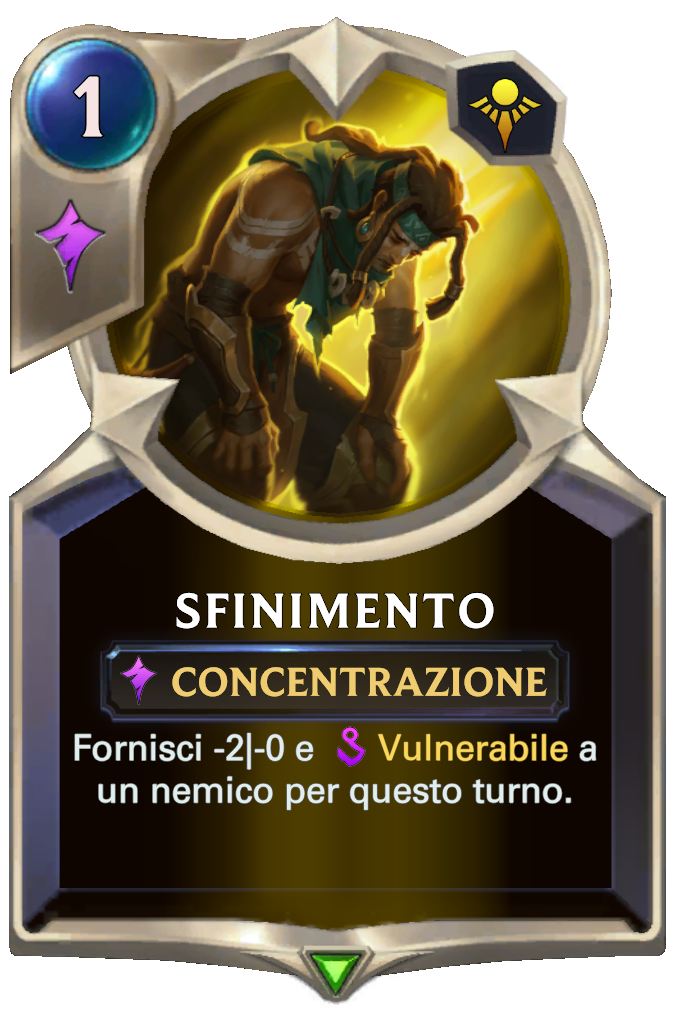 Legends of Runeterra Sfini