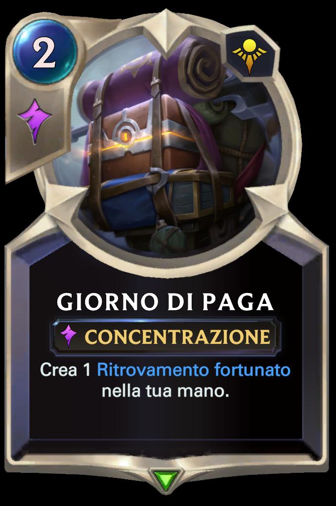Legends of Runeterra Paga
