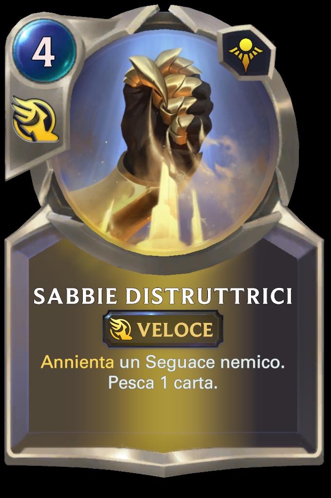 Legends of Runeterra Mazzo Imperatore 1