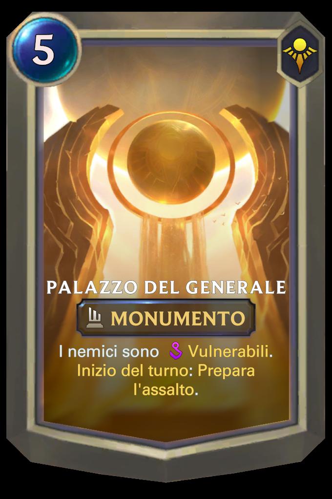 Legends of Runeterra Mazzo Imperatore 4