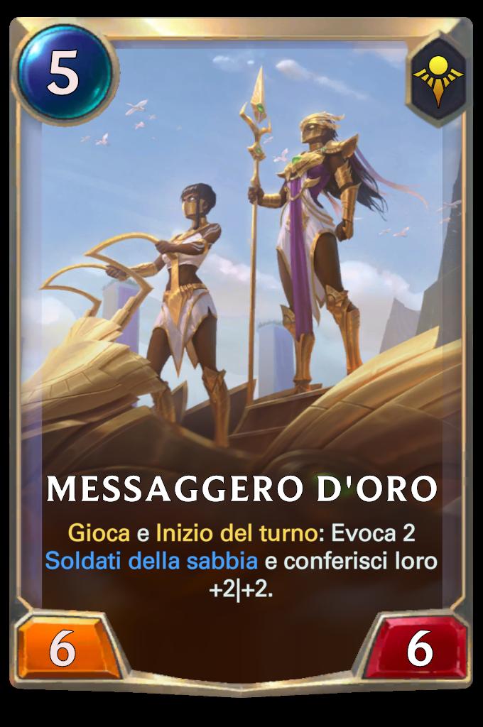 Legends of Runeterra Mazzo Imperatore 5
