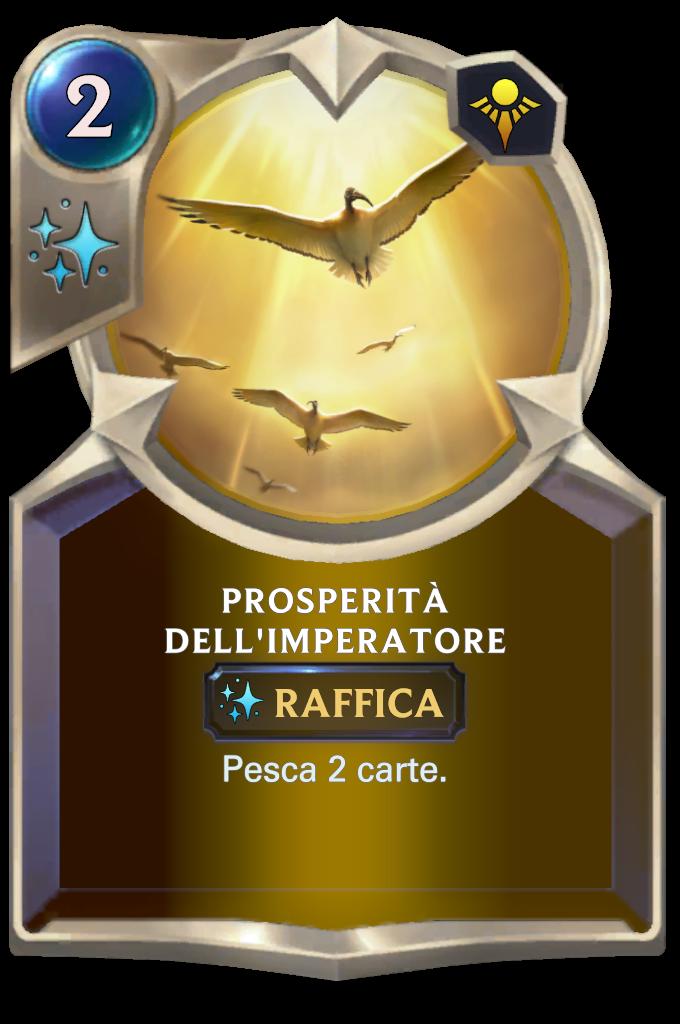 Legends of Runeterra Mazzo Imperatore 9