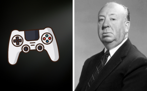 Games and Hitchcock