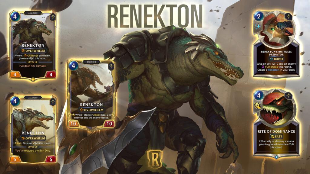 Legends of Runeterra Renekton