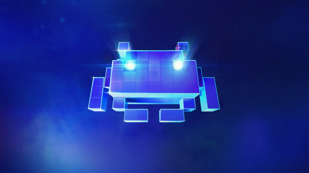Space Invaders Square Enix Montreal TAITO Collaboration Header Image 16 9