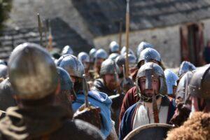 Viking Army or War band 4178401 1920