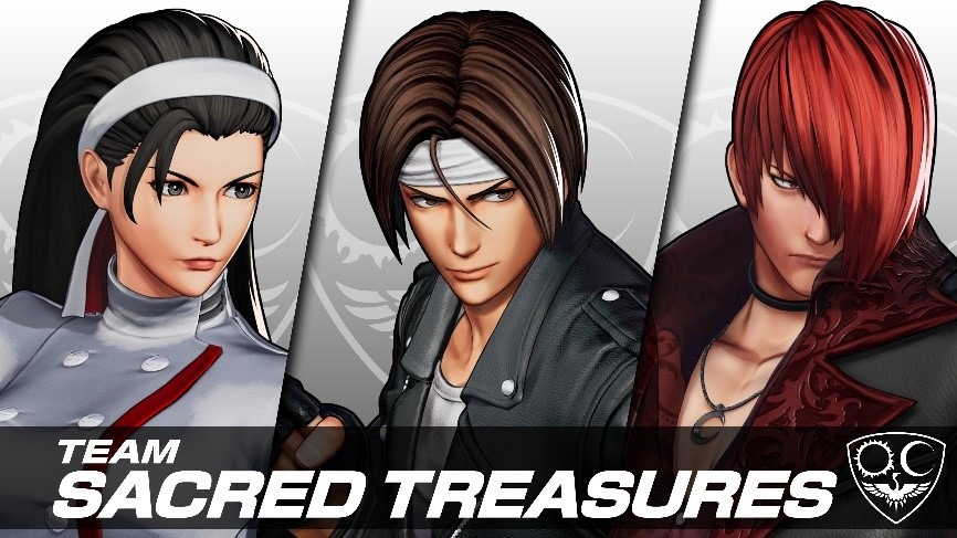 The King of Fighters XV