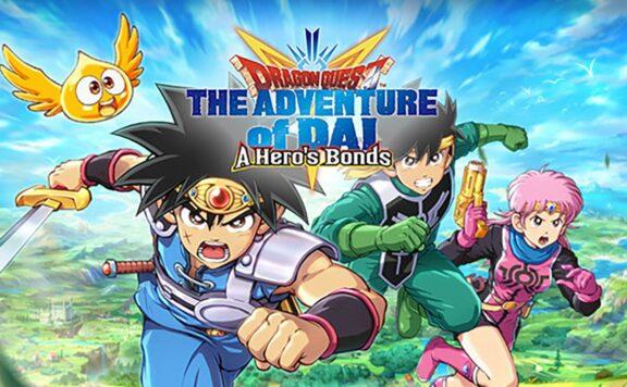 Dragon Quest adventure of dai