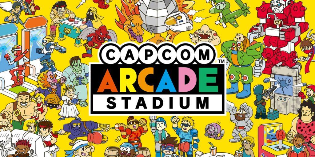 Capcom Arcade Stadium e Ghost'n Goblins resurrection
