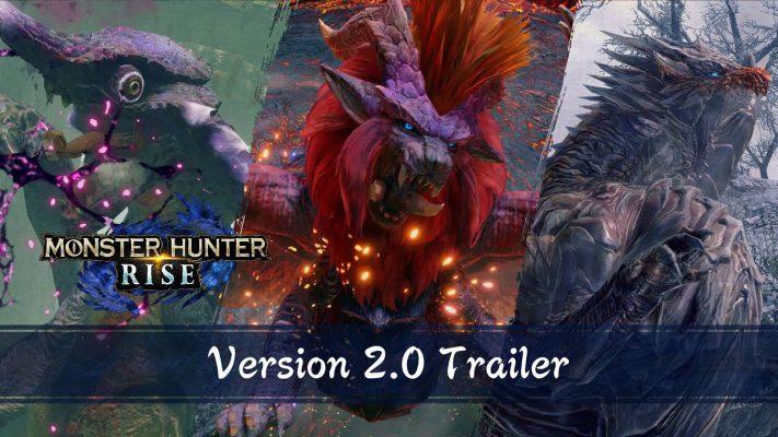 Monster Hunter Rise Ver.2.0