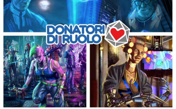 donatoridiruolo laFeltrinelli Comics Games