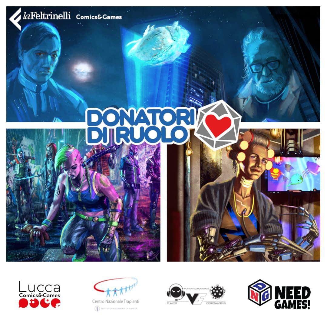 #donatoridiruolo