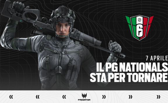 Tom Clancy's Rainbow Six Siege PG Nationals