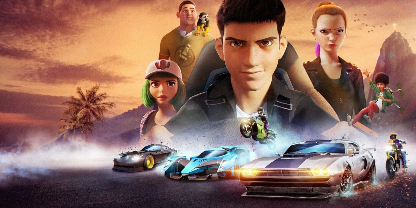 Fast and Furious: Spy Racers