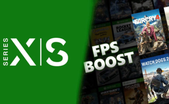 FPS Boost Xbox Serie X S