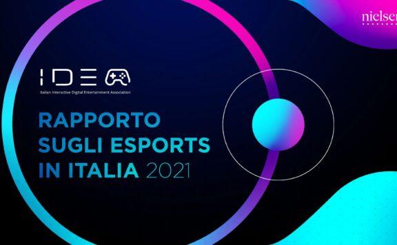 Rapporto sugli Esports in Italia