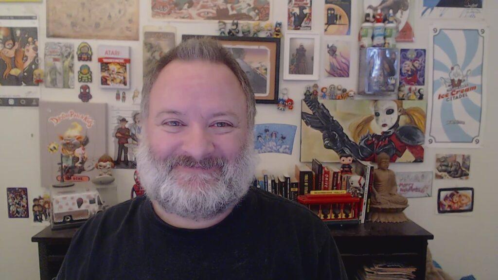 David Jaffe Movie Games Merger