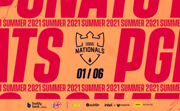 PG Nationals Summer Split 2021