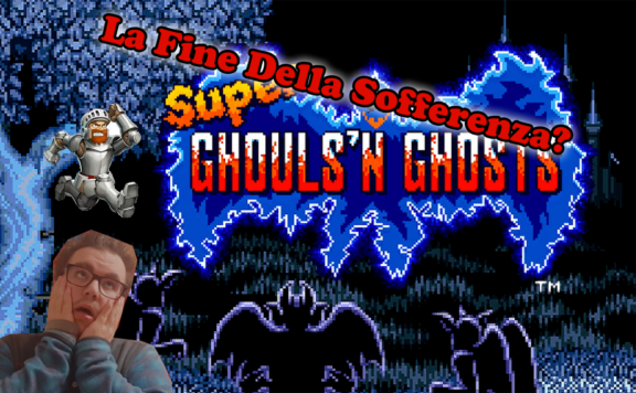 super ghouls and ghosts