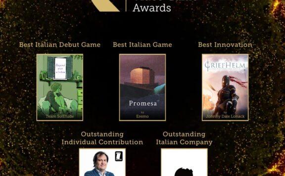 italian game awards