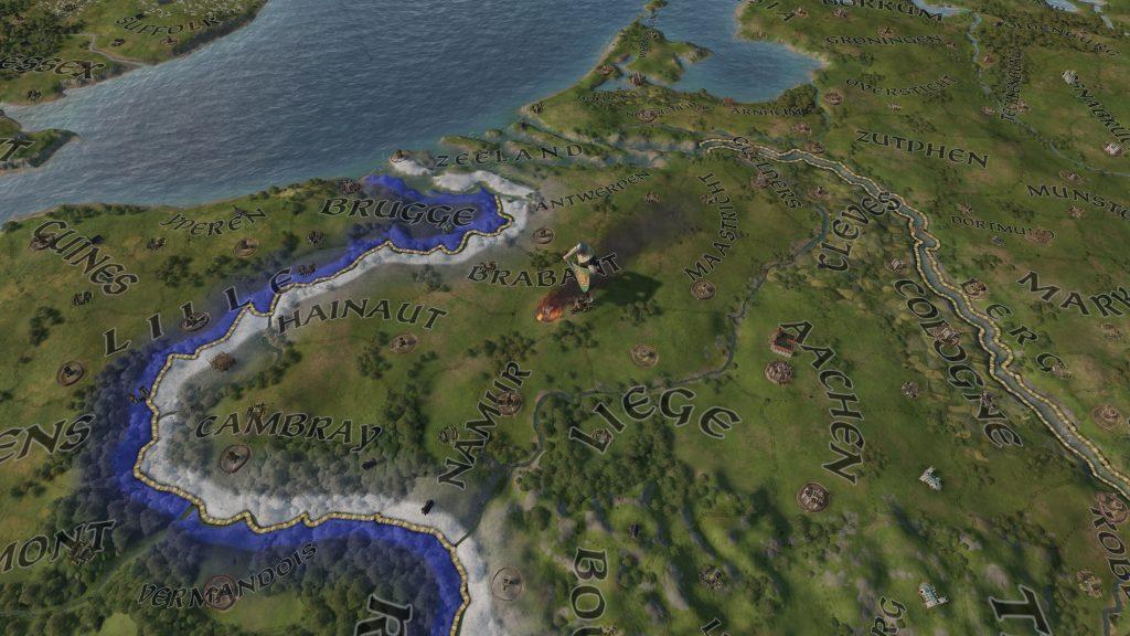 Crusader Kings 3 : in arrivo l'adattamento su console